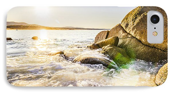 Perfect Tasmania Holiday Destination IPhone Case by Jorgo Photography - Wall Art Gallery