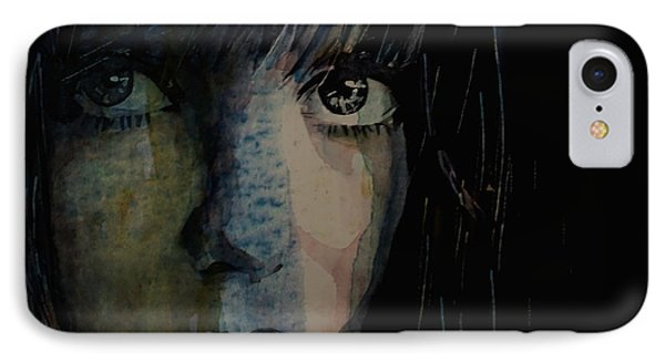 Periode Bleue IPhone Case by Paul Lovering