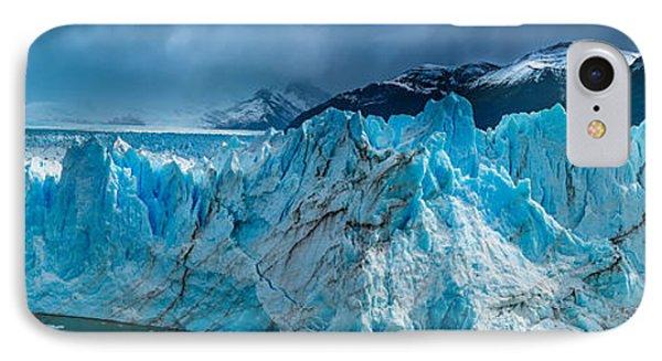 Perito Moreno Panorama IPhone Case by Inge Johnsson
