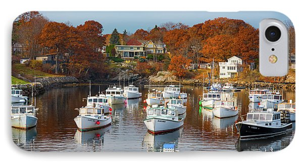IPhone Case featuring the photograph Perkins Cove by Darren White