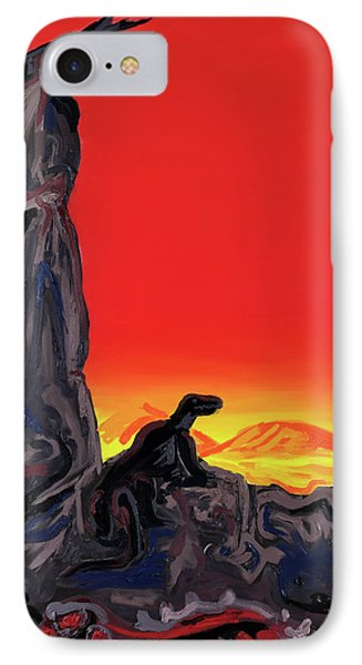 Permian Outpost IPhone Case