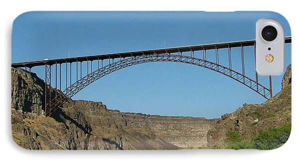 Perrine Bridge IPhone Case