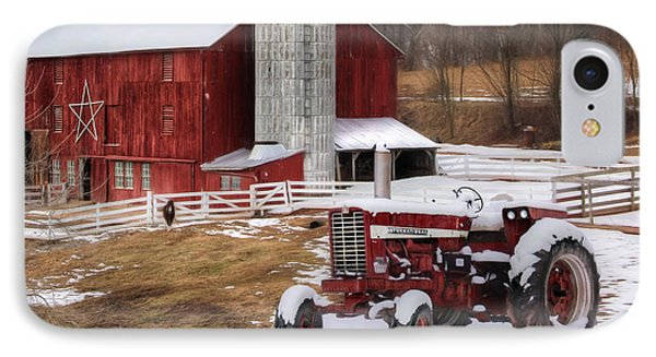 Perry County Farm IPhone Case by Lori Deiter