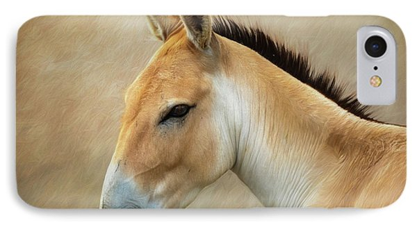 Persian Onager IPhone Case
