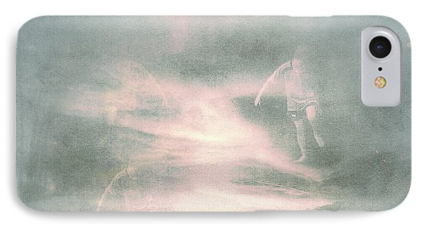Ghosts And Shadows Vii - Personal Rapture  IPhone Case