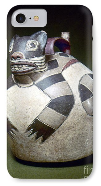 Peru: Nazca Whistling Jar IPhone Case by Granger