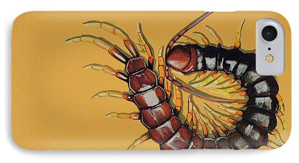 Peruvian Centipede IPhone Case