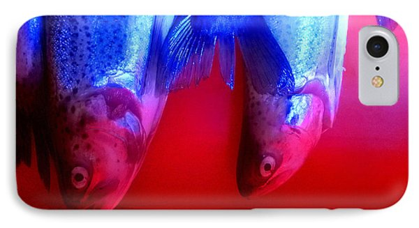 Pesce 1 IPhone Case