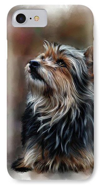 Pet Dog Portrait IPhone Case