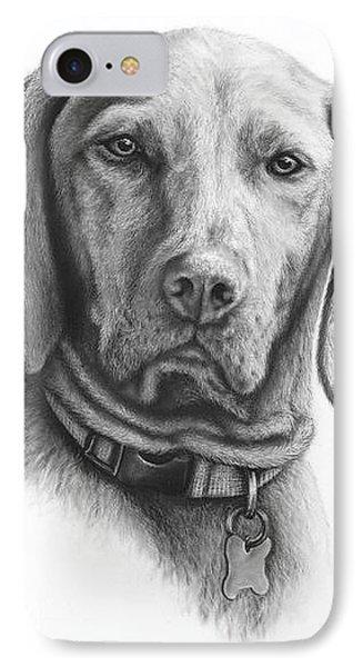 Pet Portraits For Your Gorgeous Pets IPhone Case