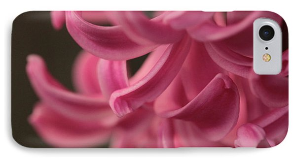 IPhone Case featuring the photograph Petal Pointing  by Connie Handscomb