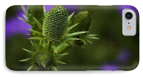 Petals Lost IPhone Case by Jason Moynihan