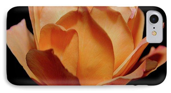 Petals Of Orange Sorbet IPhone Case