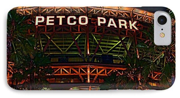 Petco Park Phone Case by RJ Aguilar