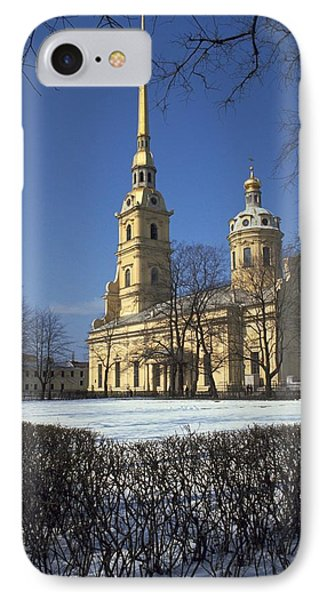 Peter And Paul Cathedral IPhone 7 Case