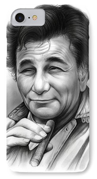 Peter Falk IPhone Case