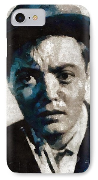 Peter Lorre Hollywood Actor IPhone Case