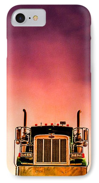 Peterbilt  Landscape IPhone Case