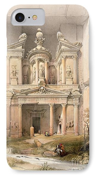 Petra IPhone Case by David Roberts