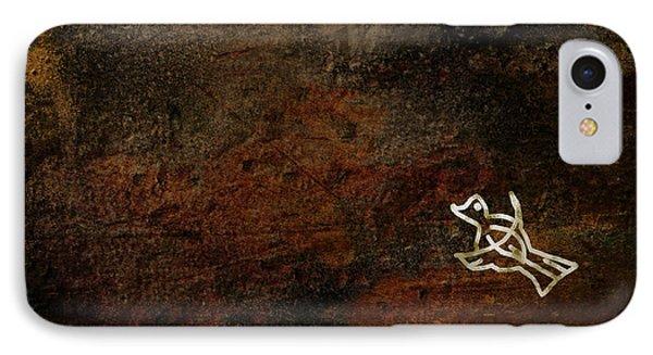 Petroglyph 5 IPhone Case