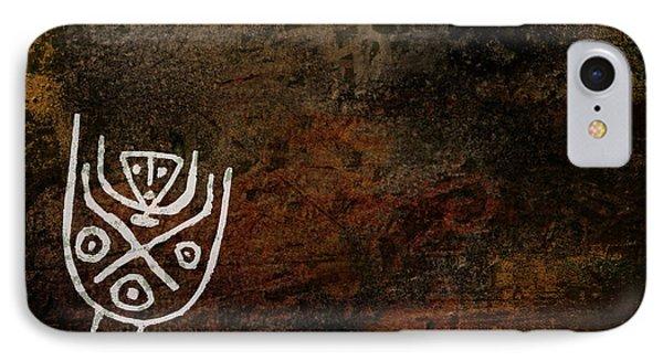 Petroglyph 7 IPhone Case