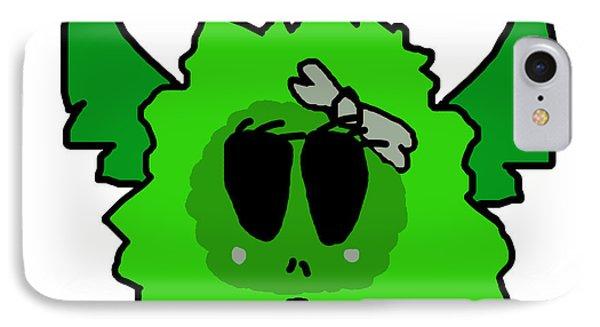 Petunia As Alien IPhone Case