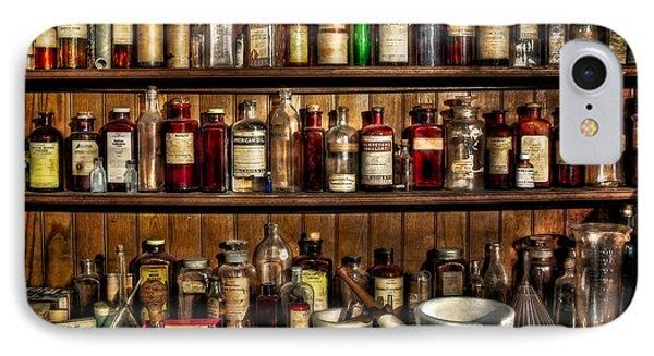 Pharmaceuticals Phone Case by Susan Candelario
