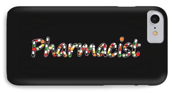 Pharmacist IPhone Case by Anastasiya Malakhova