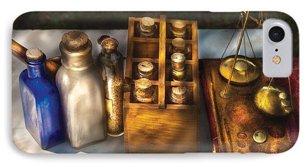 Pharmacist - Field Medicine Phone Case by Mike Savad