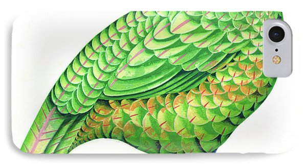 Pheasant IPhone 7 Case by Jane Tattersfield
