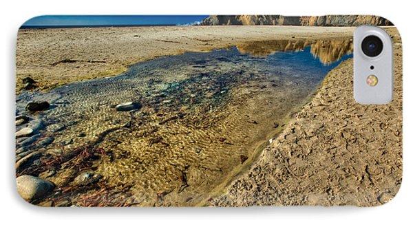 Pheiffer Beach #1 - Big Sur California IPhone Case by Jennifer Rondinelli Reilly - Fine Art Photography