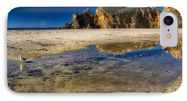 Pheiffer Beach #2 - Big Sur California IPhone Case by Jennifer Rondinelli Reilly - Fine Art Photography