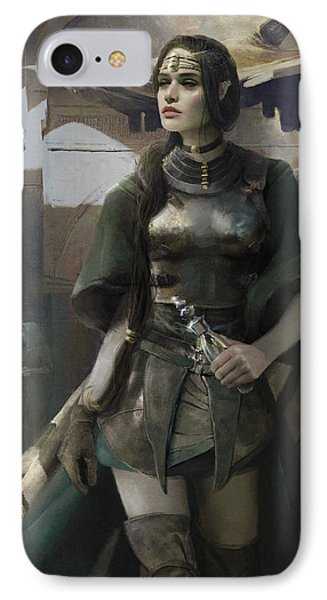 Phial IPhone Case by Eve Ventrue