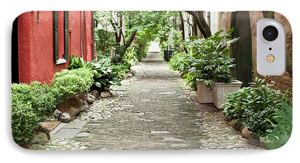 Philadelphia Alley Charleston Pathway IPhone 7 Case