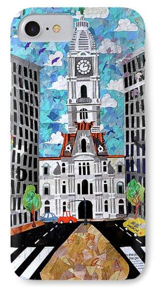 Philadelphia Phone Case by Blair Barbour