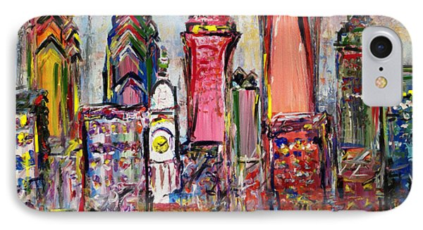 Philadelphia Skyline 232 1 IPhone 7 Case by Mawra Tahreem