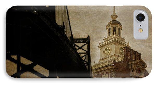 Philadelphia IPhone Case by Tom Gari Gallery-Three-Photography