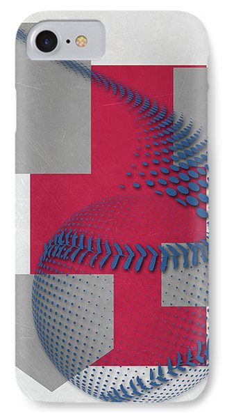 Philadephia Phillies Art IPhone Case by Joe Hamilton