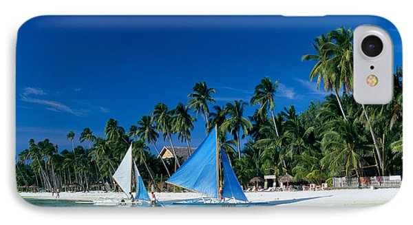 Philippines, Boracay Isla Phone Case by Gloria & Richard Maschmeyer - Printscapes