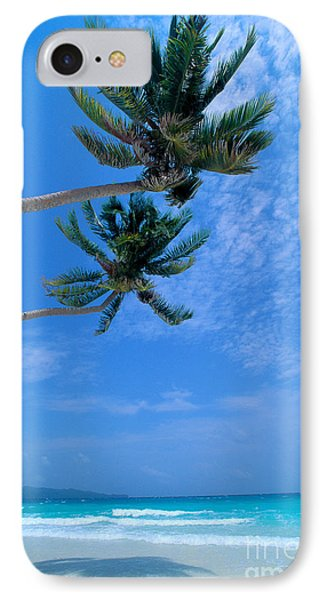 Philippines, Boracay Isla Phone Case by William Waterfall - Printscapes