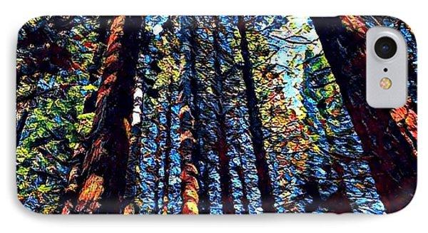 Phil's Trees IPhone Case
