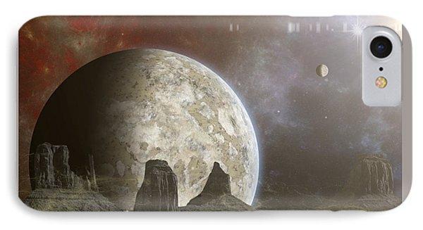 Phobos IPhone Case