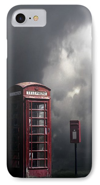 Phone Box With Letter Box IPhone Case