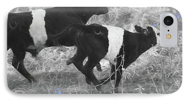 Photo Finish IPhone Case by Donna Kennedy