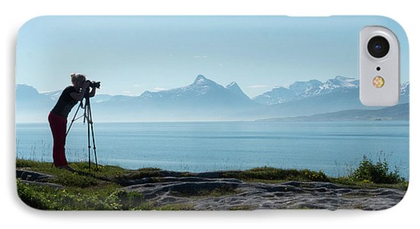 Photograph In Norway IPhone Case