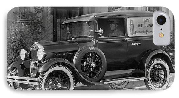 Photographer's 1928 Truck IPhone Case