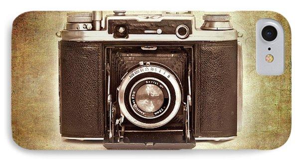 Photographer's Nostalgia IPhone Case by Meirion Matthias
