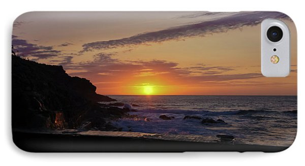 Photographer's Sunset IPhone Case by Terri Waters