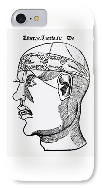Phrenology IPhone Case by French School