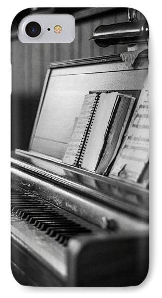 Piano IPhone Case by Joe Scott